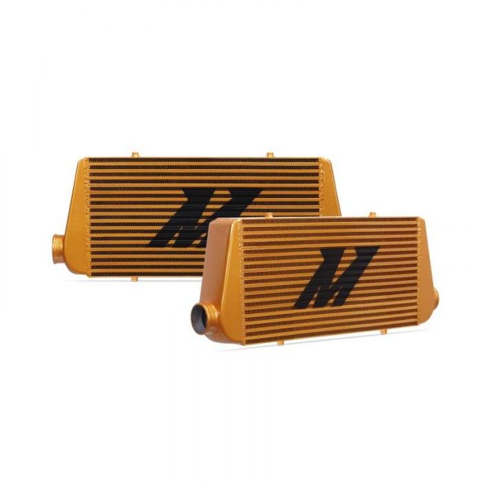Intercooler Mishimoto R-Line 600x300x100 Gold - GRUBYGARAGE - Sklep Tuningowy